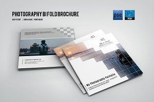 Bifold Photography Brochure -V581