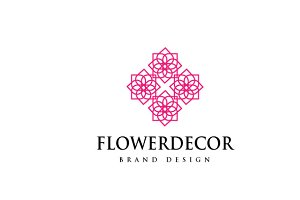 Flower Décor Logo