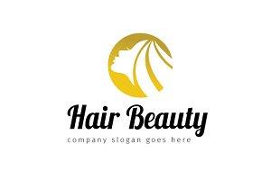 Hair Beauty Logo