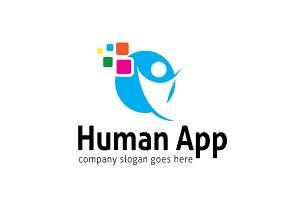Human App Logo