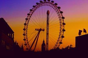 London you are beautiful!