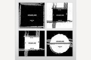 Grunge Tire Brochures