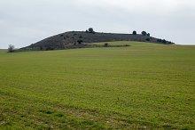 Small hill in Soria