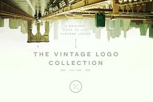 The Vintage Logo Collection: Vol One