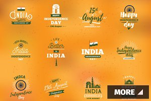 India Independence day, 15 august