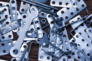 various metal details