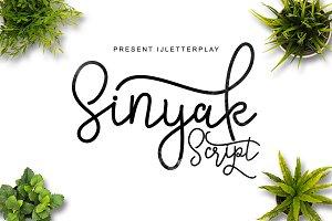 Sinyak Script