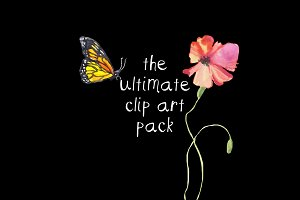 Ultimate Clip Art Pack