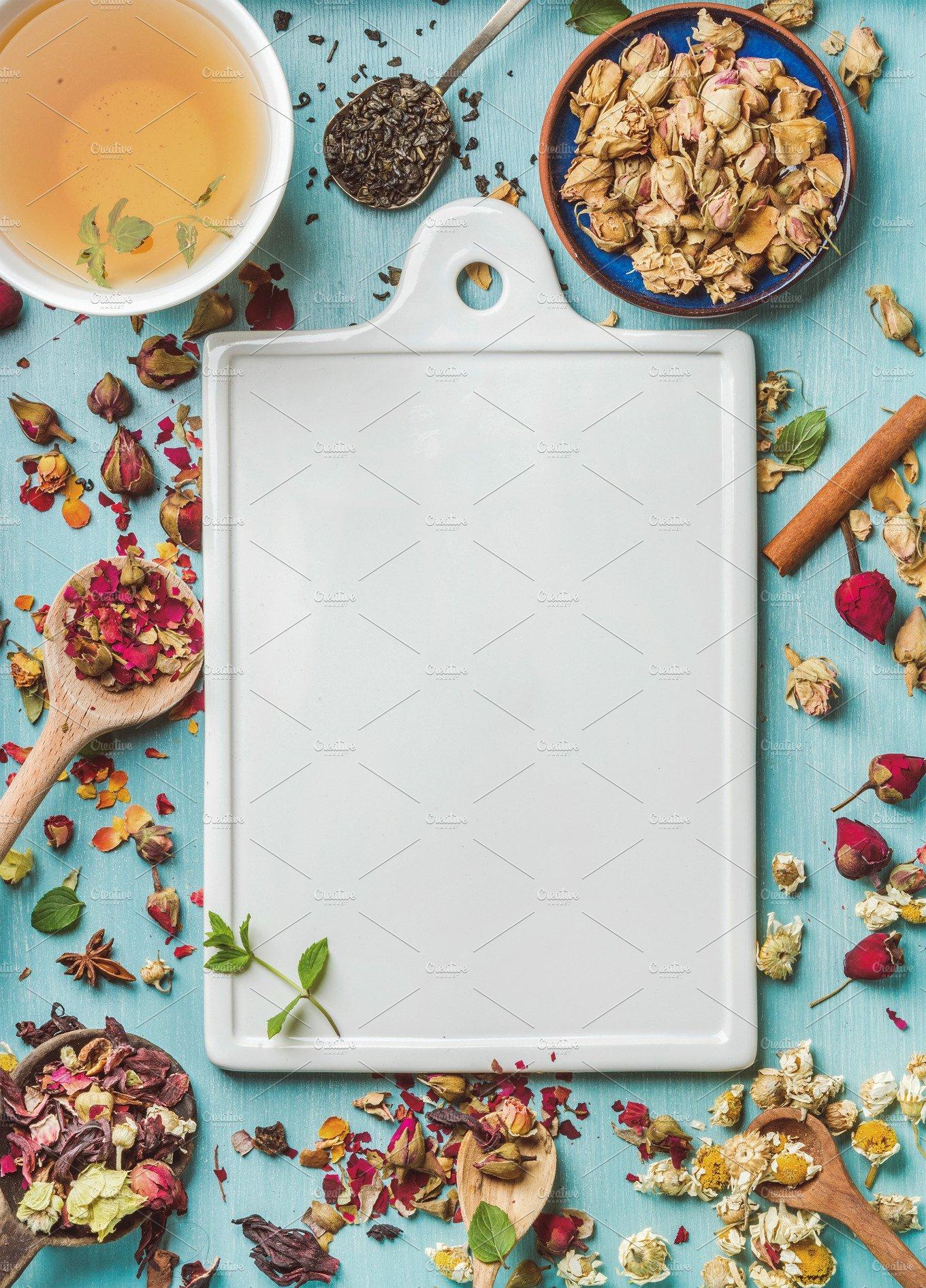 Cup of healthy herbal tea ~ Food & Drink Photos ~ Creative