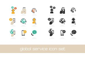ICONS global online support service