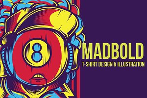 Madbold Illustration