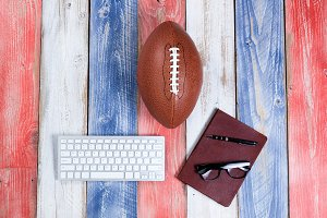 Analyzing American Football Season