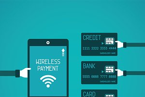 Wireless payment tools