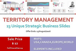 Territory Management PowerPoint