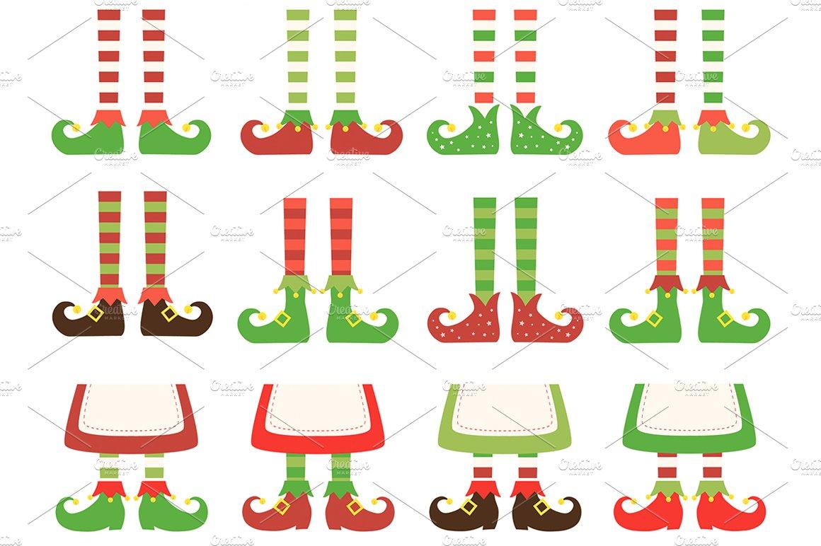 Santas workshop Photos, Graphics, Fonts, Themes, Templates ...