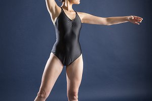 gymnast and dancer