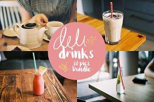 Deli Drinks Bundle 10 photos