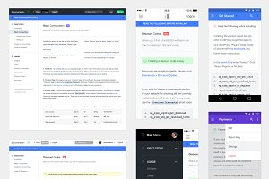 PrettyDocs UI Kit