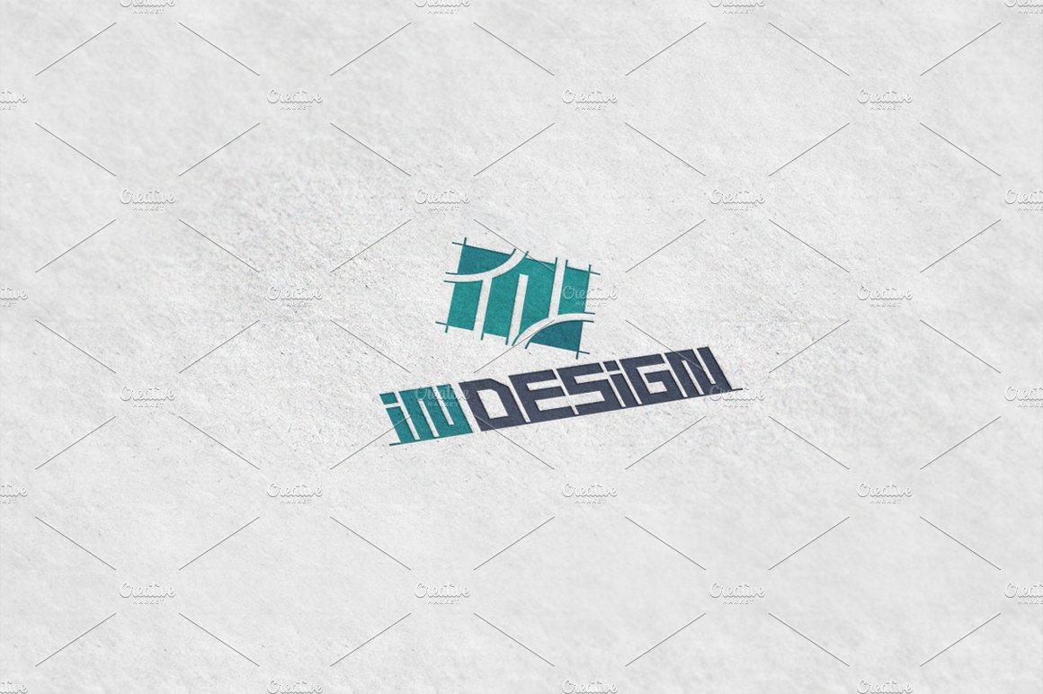inDesign Logo Template ~ Logo Templates ~ Creative Market