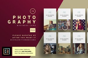 Photography - Business Card 74