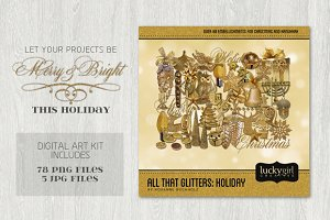 All That Glitters: Holiday