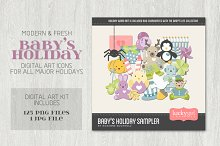 Baby's Holiday Sampler
