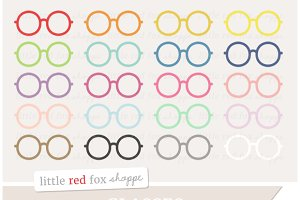 Glasses Clipart