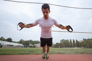 suspension training muscular strong