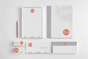Stationery set V2