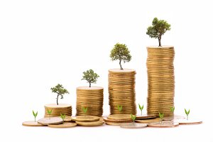 Business Finance and Money concept