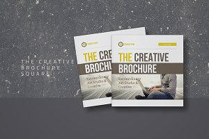 The Creative Brochure - Square