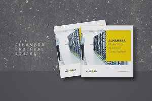 Alhambra Brochure - Square