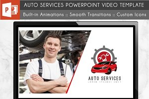 Auto Services Video Template
