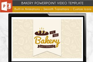 Bakery Power Point Template