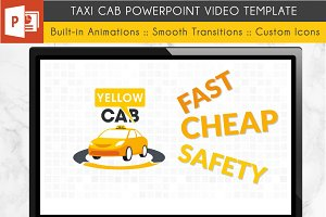 Taxi Cab Company Power Point
