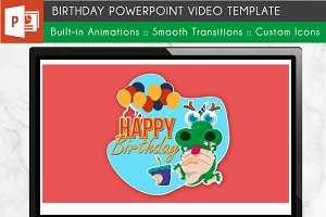 Birthday Party Planner Power Point