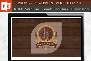 Brewery/Beer Power Point Video