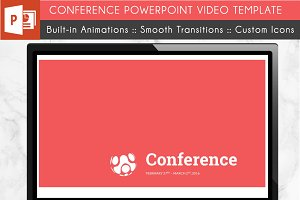 Conference Power Point Video