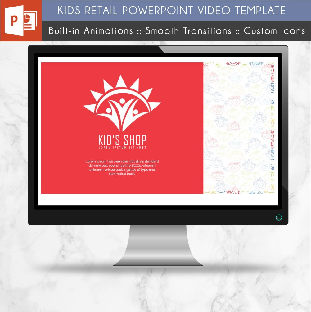 Free Powerpoint Templates Kids