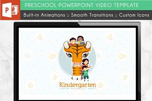 Preschool Kinder School Power Point