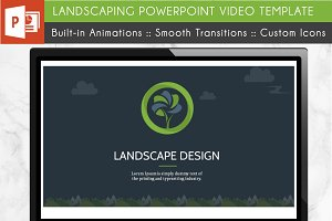 Landscaping Services Power Point