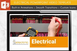 Electrician Power Point Video