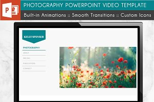 Photography Power Point Template