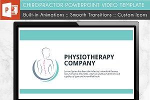 Chiropractor PowerPoint Video