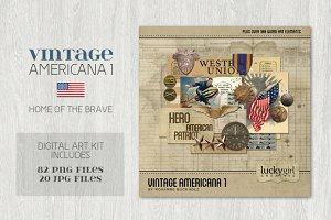 Vintage Americana 1