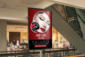 Cosmetic & Beauty Outdoor Ads