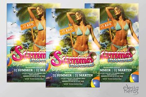 Summer Insomnia Flyer