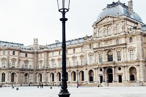 Louvre Museum 12
