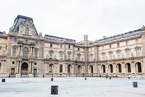 Louvre Museum 9