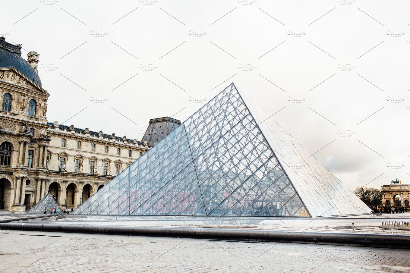 The Louvre Museum - YouTube